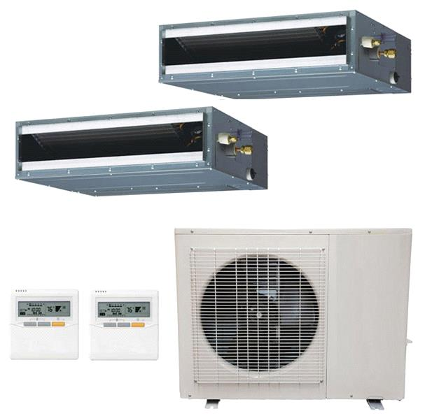 Room air conditioner AOU48RLXFZ1 ARU24RLF-24RLF | Portable